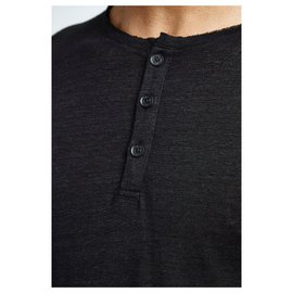 Eleven Paris-ELEVEN PARIS LIGHT MEN'S SWEATER-Black