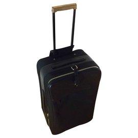 Jil Sander-valise-Noir