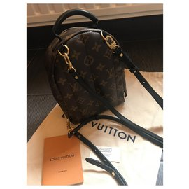 Louis Vuitton-Mini palm spging-Noir