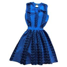 Chanel-Vestes-Bleu