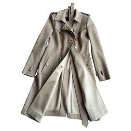 Burberry Prorsum-Robes-Beige