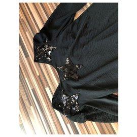 Dolce & Gabbana-Robes-Noir