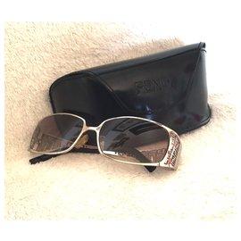 Fendi-Sunglasses-Silvery