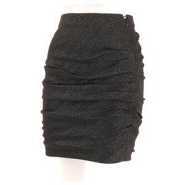 Maje-Jupe-Noir