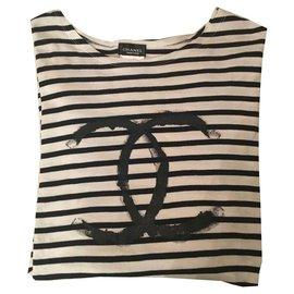 Chanel-Marinière Chanel Uniform-Beige