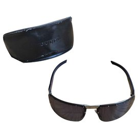 Gucci-GUCCI WOMAN'S VINTAGE SUNGLASSES GREAT CONDITIONS-Blue