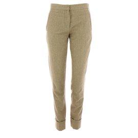 Stella Mc Cartney-Pantalon-Beige