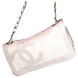Chanel-Chanel handbag-White