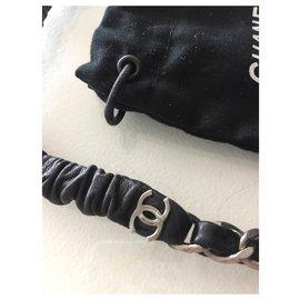 Chanel-Accessoires pour cheveux-Noir