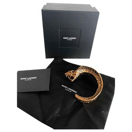 Saint Laurent-Bracelets-Doré