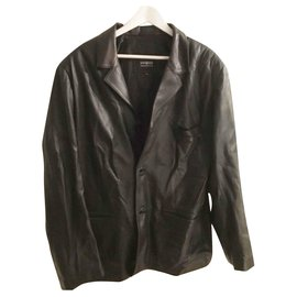 Oakwood-Blazers Jackets-Black
