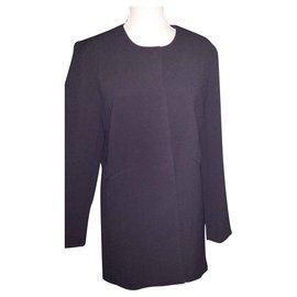 Ralph Lauren-Manteaux, Vêtements d'extérieur-Noir