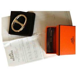 Hermès-Anchor chain-Silvery