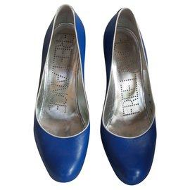 Free Lance-Heels-Blue