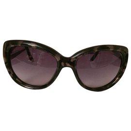 Dior-Cat eyes-Gris anthracite