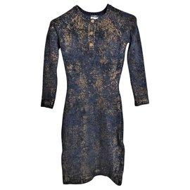 Chanel-Dresses-Blue