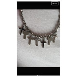Dolce & Gabbana-Necklaces-Silvery