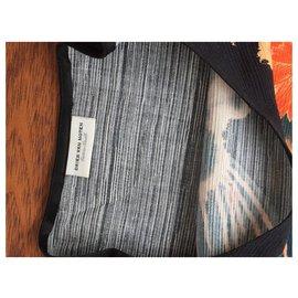 Dries Van Noten-Robes-Noir