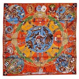 Hermès-MYTHOLOGIE des HOMMES ROUGES-Multicolore