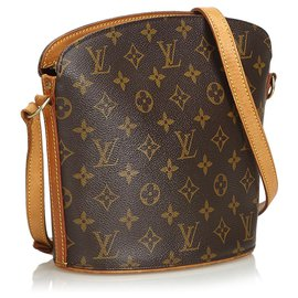 Louis Vuitton-Monogramme drouot-Marron