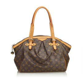 Louis Vuitton-Monogramme Tivoli GM-Marron