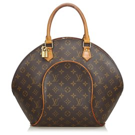 Louis Vuitton-Monogramme ellipse mm-Marron