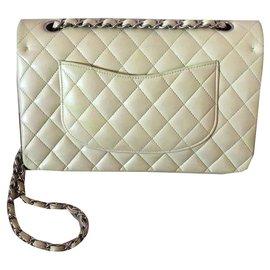 Chanel-Timeless-Beige,Vert olive,Vert clair