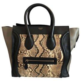 Céline-luggage-Black