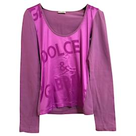 Dolce & Gabbana-Intimates-Purple