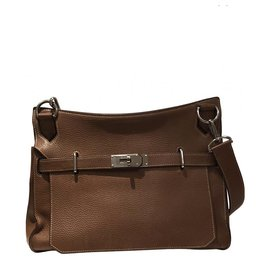 Hermès-Jypsiere-Light brown