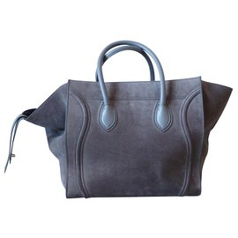 Céline-Luggage Phantom-Khaki