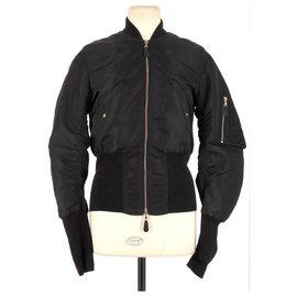 Sandro-Jacket-Black