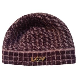 Louis Vuitton-Chapeaux-Multicolore