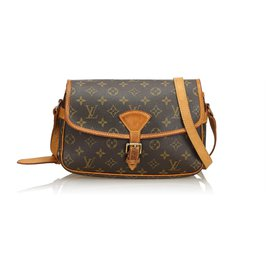Louis Vuitton-Monogramme Sologne-Marron