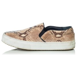 Céline-Python Slip-on Sneaker-Multiple colors