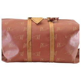 Louis Vuitton-sac de voyage louis vuitton 1995 tasse-Rouge