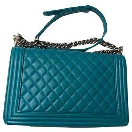 Chanel-Boy-Blue,Light blue,Turquoise