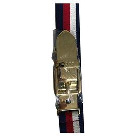 Gucci-Gucci ceinture multicolore 90 cm-Multicolore