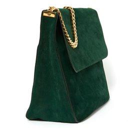 Céline-GOURMETTE GREEN-Green