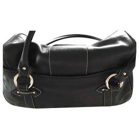 Dior-Sacs à main VINTAGE-Noir