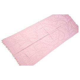 Hermès-Hermès shawl-Pink