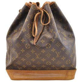 Louis Vuitton-Louis Vuitton Noe GM-Marron