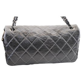 Chanel-Chanel Timeless Vintage Collection-Grey