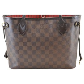 Louis Vuitton-Louis Vuitton Neverfull PM-Marron