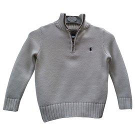 Polo Ralph Lauren-Sweaters-Beige