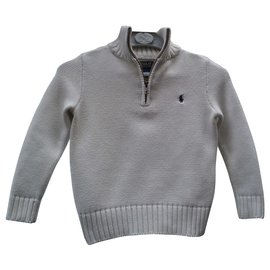 Polo Ralph Lauren-Chandails-Beige