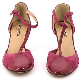 Repetto-Pumps-Fuschia