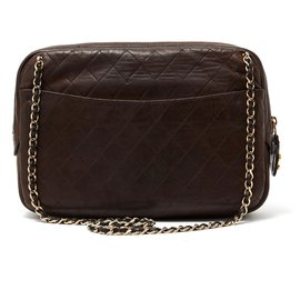 Chanel-timeless camera brown-Marron