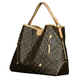 Louis Vuitton-Delightfull GM-Marron