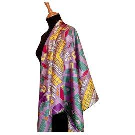 Hermès-Les ATELIERS MIROIRS-Multicolore